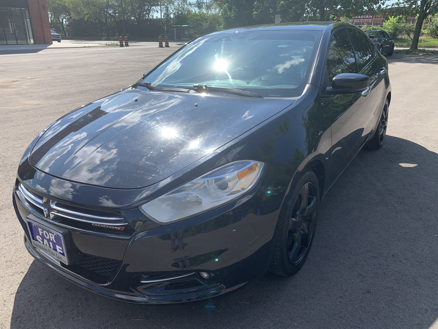 2013 Dodge Dart Limited Back Up Cam