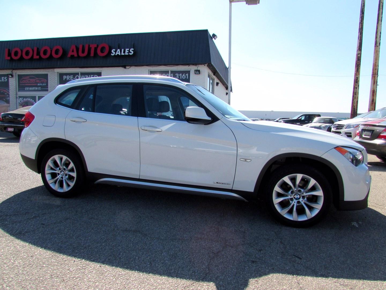 2012 BMW X1 xDrive28i AWD
